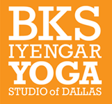 BKS Iyengar Yoga Studio of Dallas logo