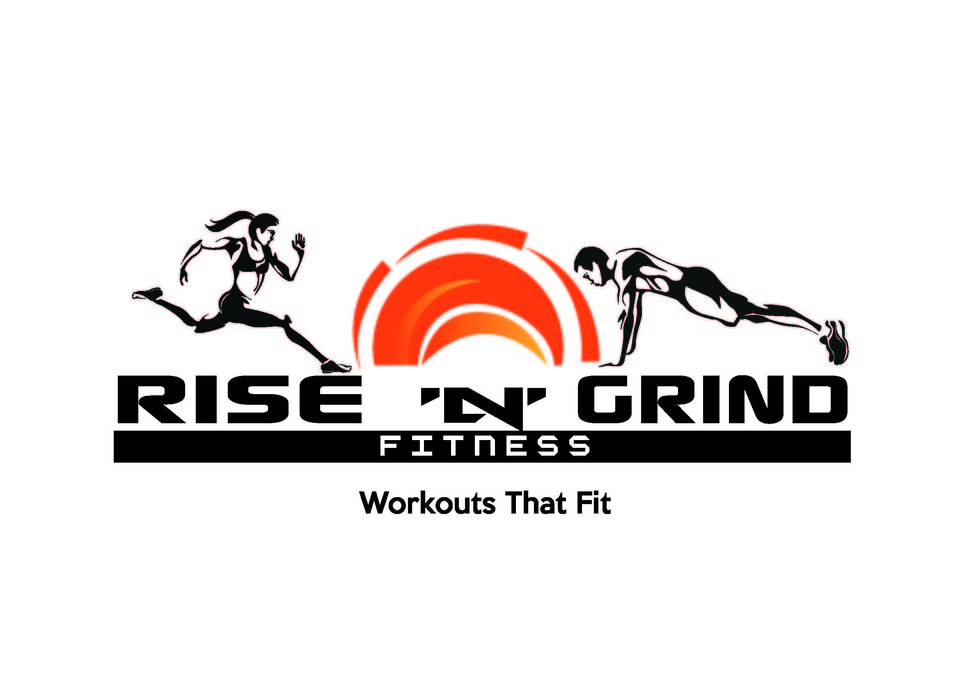 Rise 'N' Grind Fitness logo