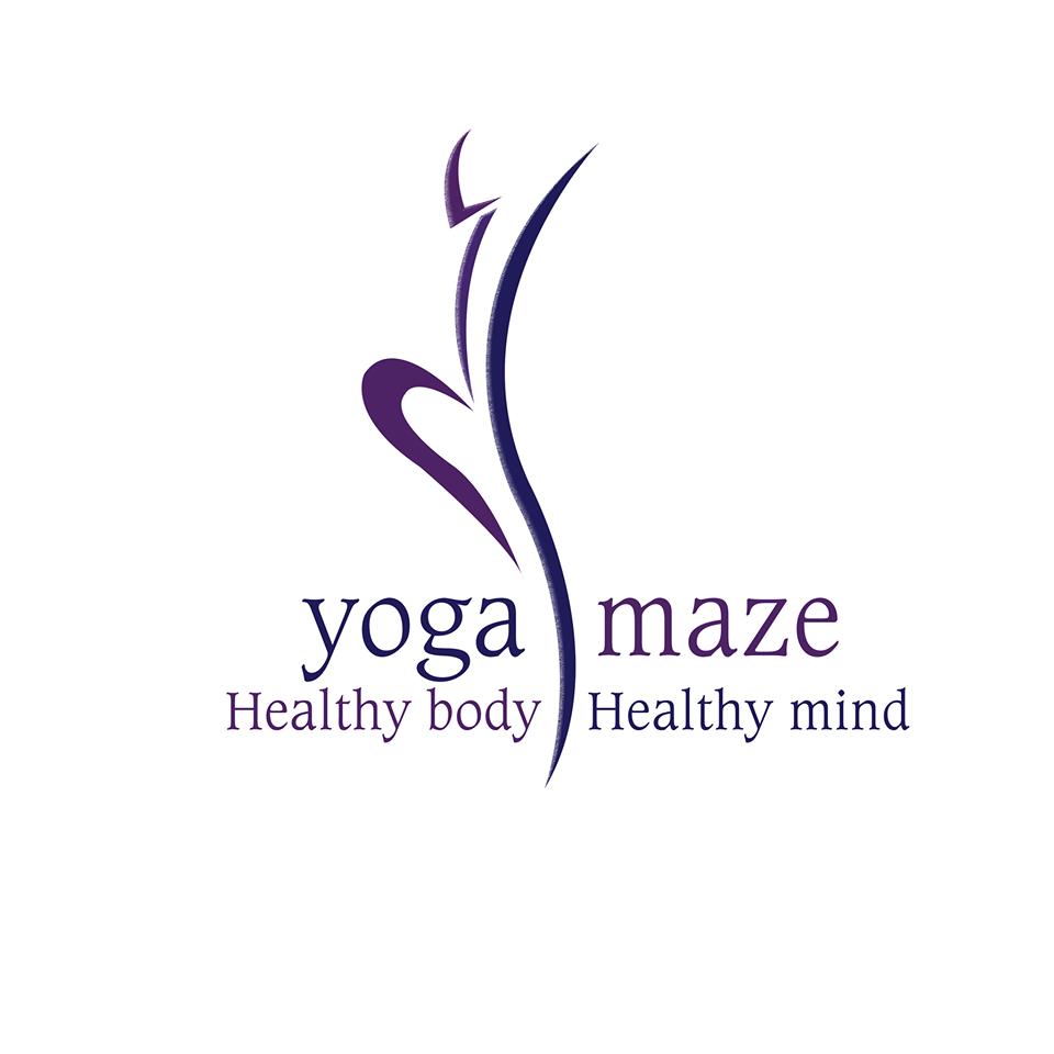 Yogamaze logo