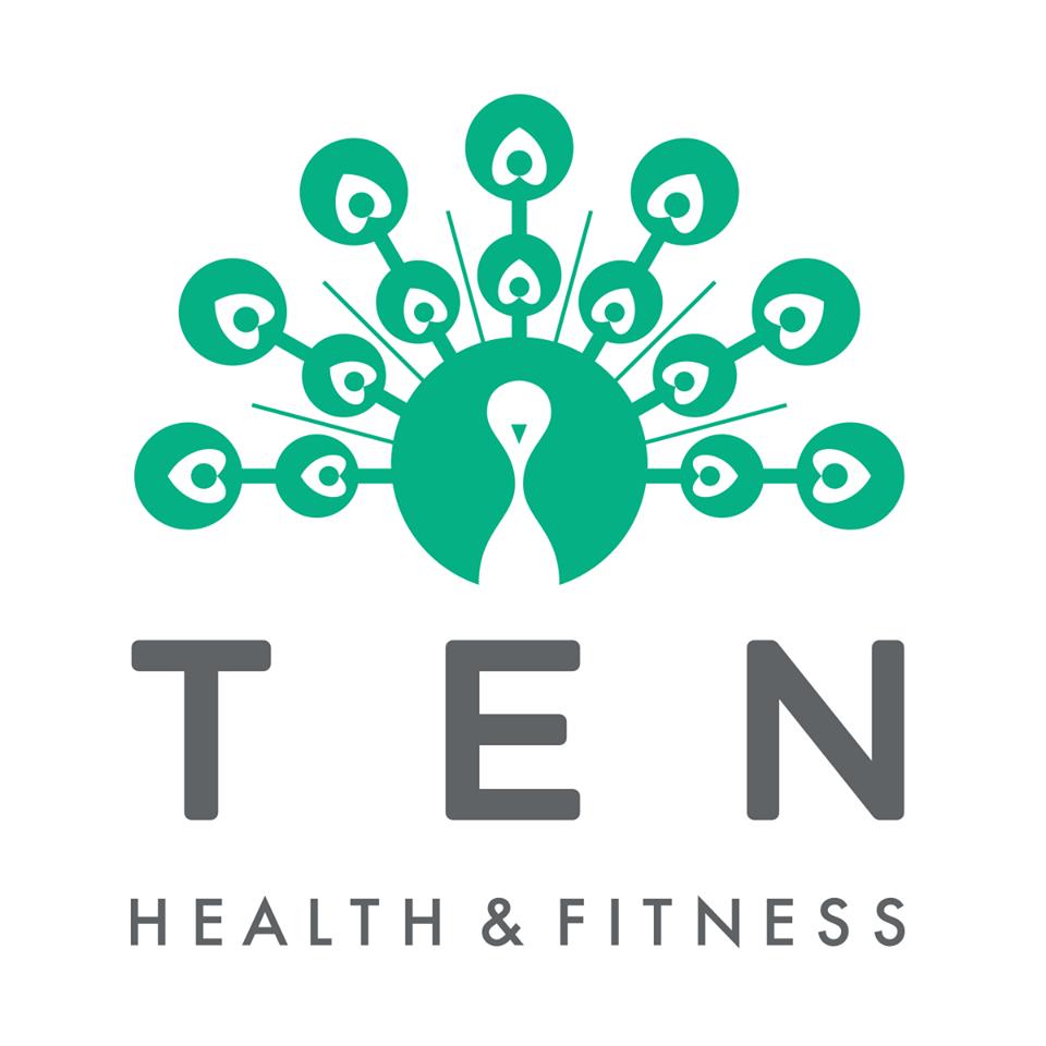 Ten Health & Fitness logo