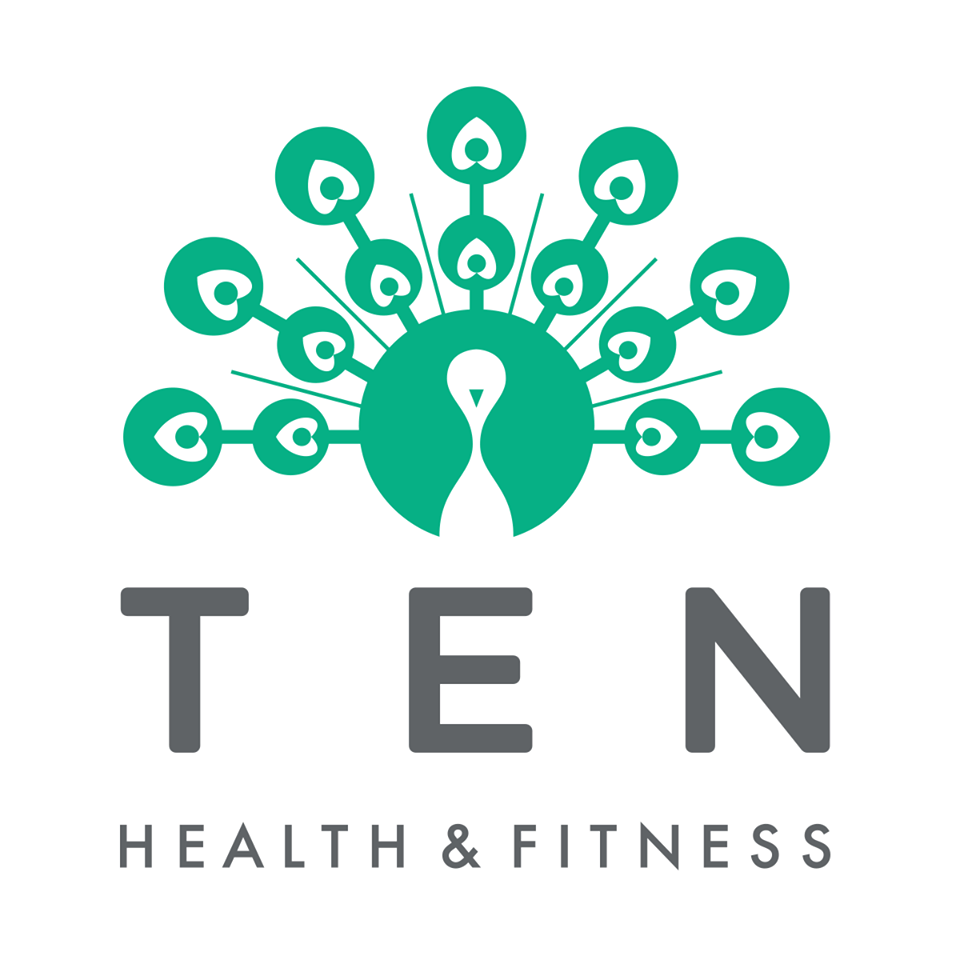 Ten Health & Fitness logo
