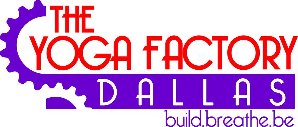 The Yoga Factory logo