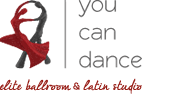 You Can Dance Studio logo