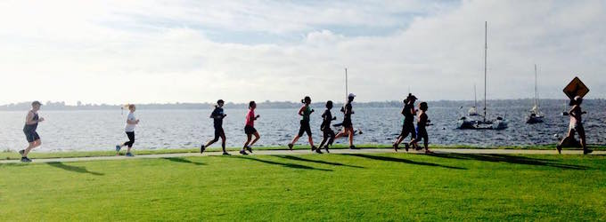 Perth Running Club