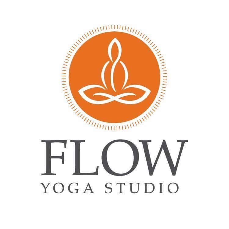 Flow Yoga Studio logo