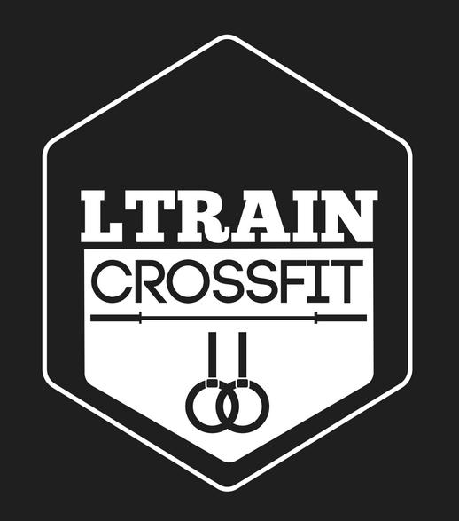 LTrain CrossFit logo