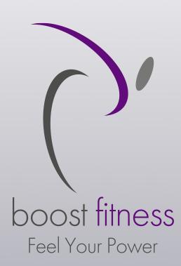 Boost Fitness logo