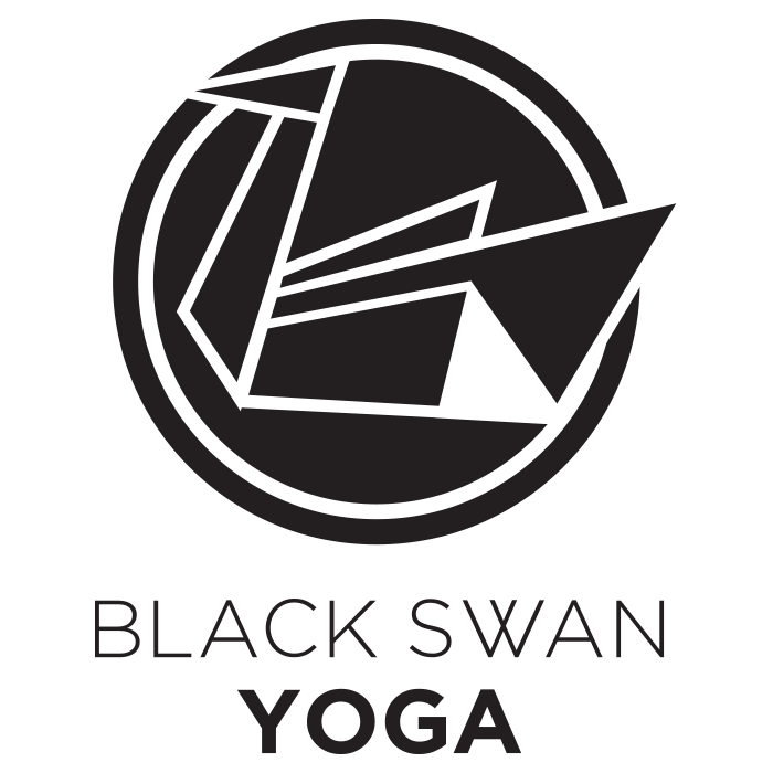 Black Swan Yoga logo