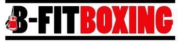 B-Fit Boxing logo