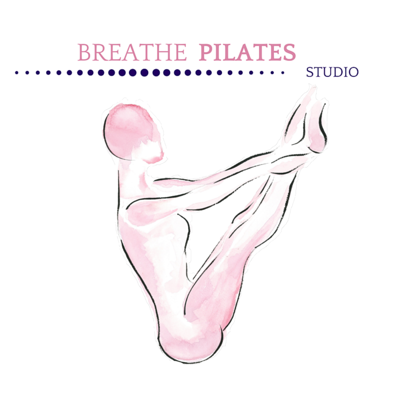 Breathe Pilates logo