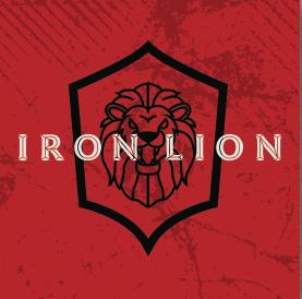 Iron Lion Gym logo
