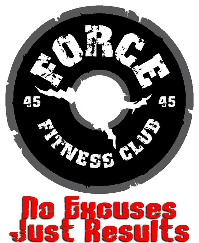 Force Fitness Club logo