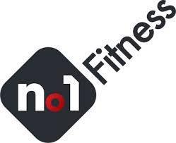 No1 Fitness logo