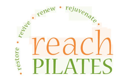 Reach Pilates Studio logo