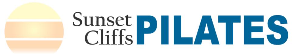 Sunset Cliffs Pilates logo