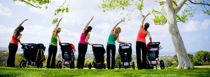 FIT4MOM - Stroller Strides Balboa Park