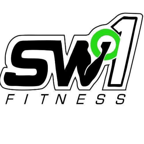 SW1 Fitness logo