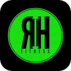 Rock Hard Fitness logo