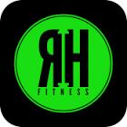 Rock Hard Fitness logo