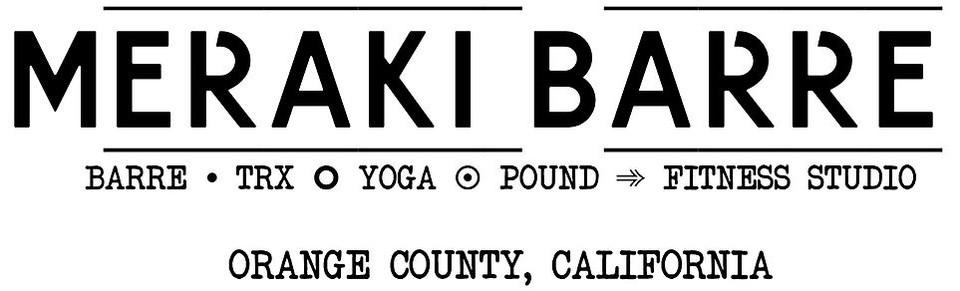 Meraki Barre logo