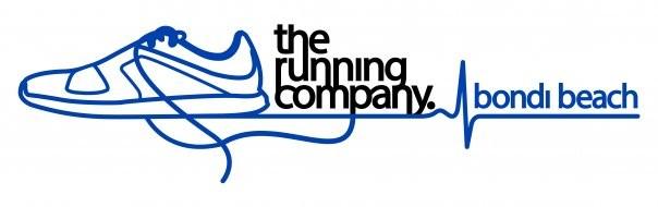 The Running Company logo
