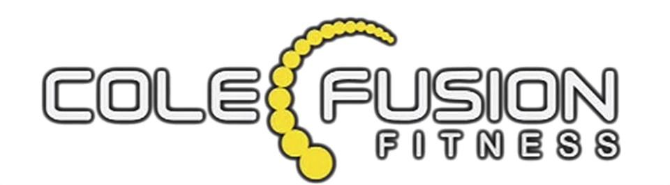 Cole Fusion Fitness logo