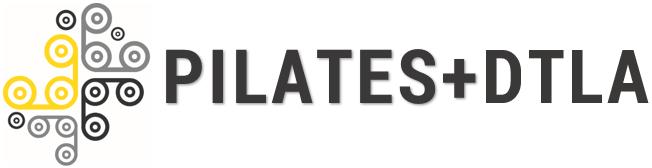 PILATES+DTLA logo