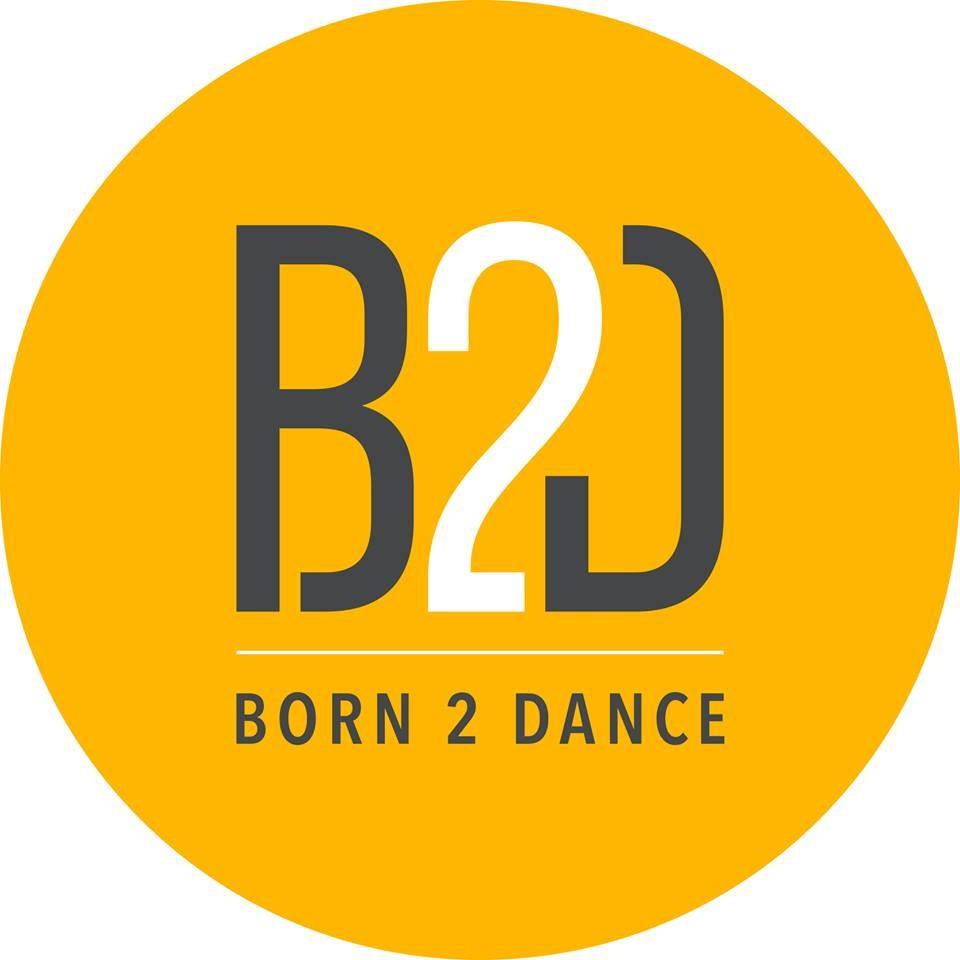 Born 2 Dance logo