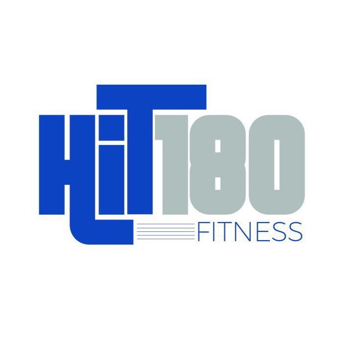 Hit 180 Fitness logo