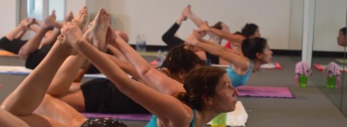 Bikram Hot Yoga Long Beach