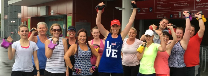 Red Frog Fitness