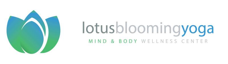 Lotus Blooming Yoga logo