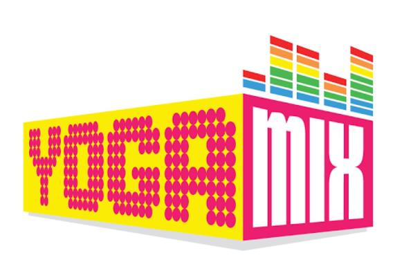 YogaMix Orlando logo