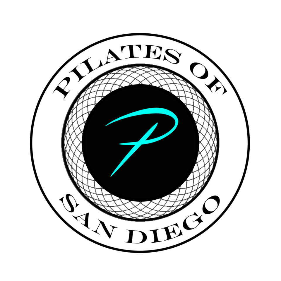 Pilates of San Diego logo