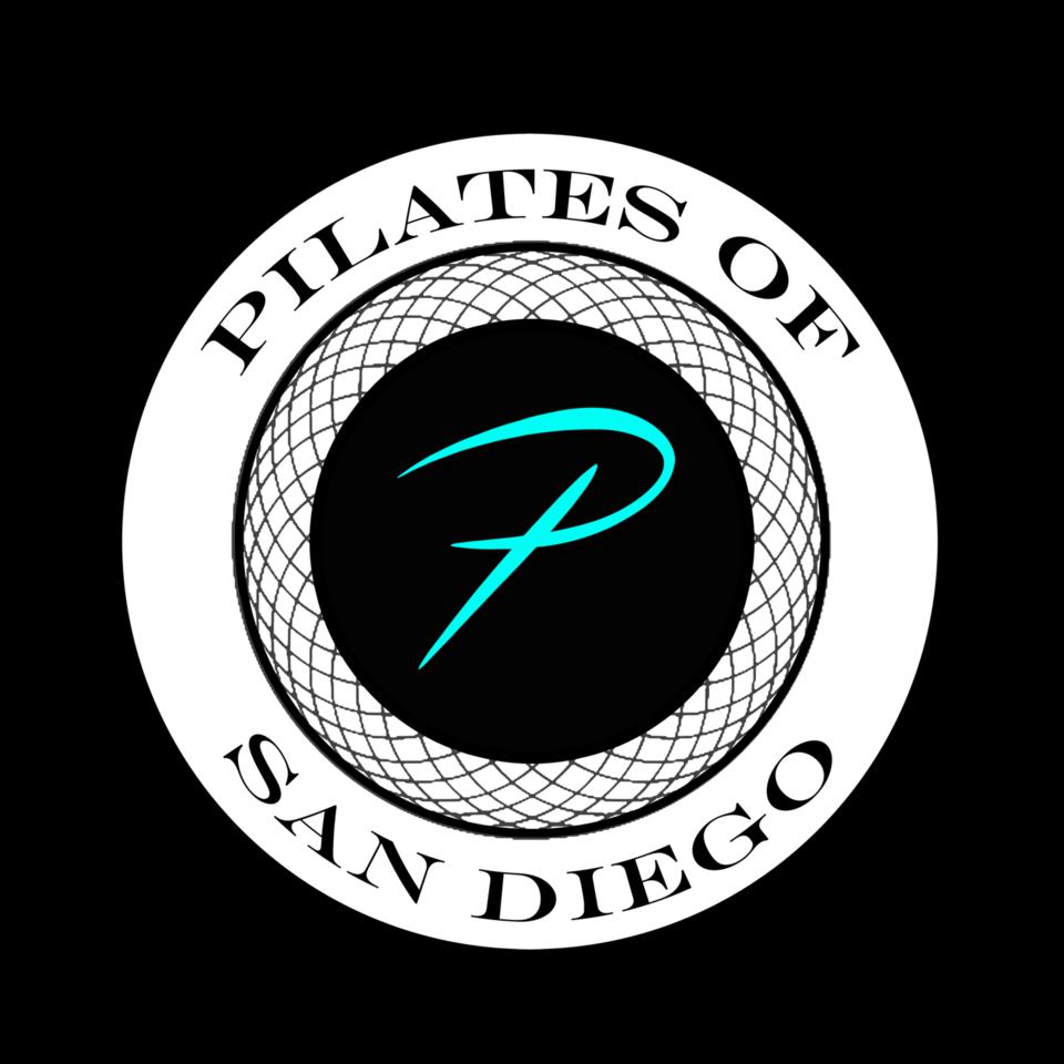 Pilates of San Diego logo
