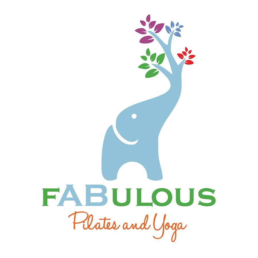 Fabulous Pilates and Yoga logo