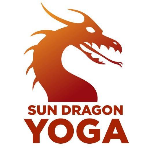 Sun Dragon Yoga logo