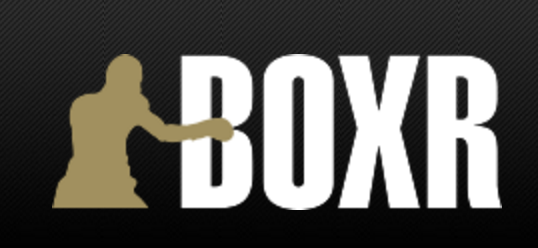 BOXR logo