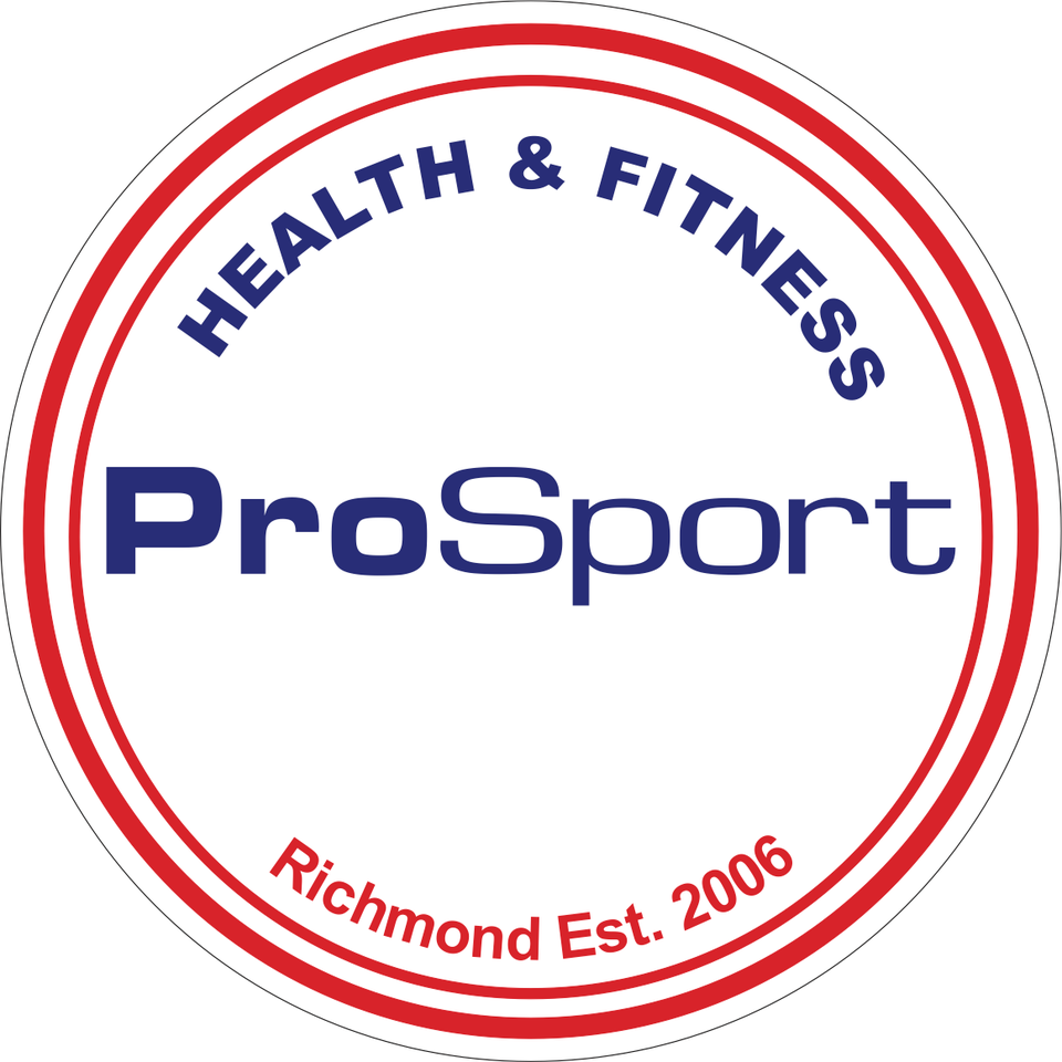 ProSport Health and Fitness logo