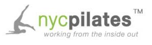 NYC Pilates logo