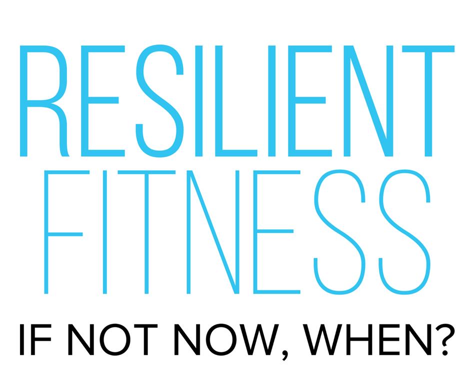 Resilient Fitness logo