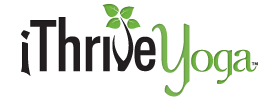 iThrive Yoga logo