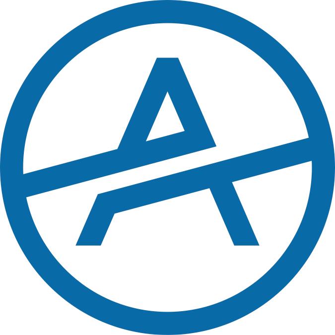 Alkalign Studios logo