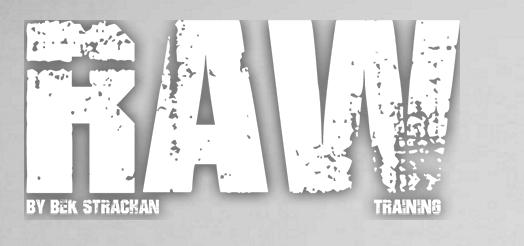 Raw by Bek logo