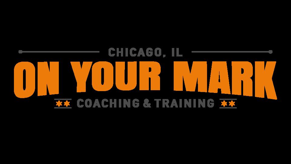 On Your Mark Coaching & Training logo