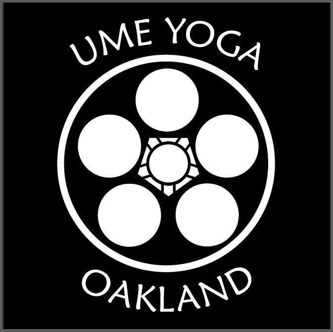 Ume Yoga logo