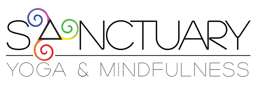 Sanctuary Yoga and Mindfulness logo