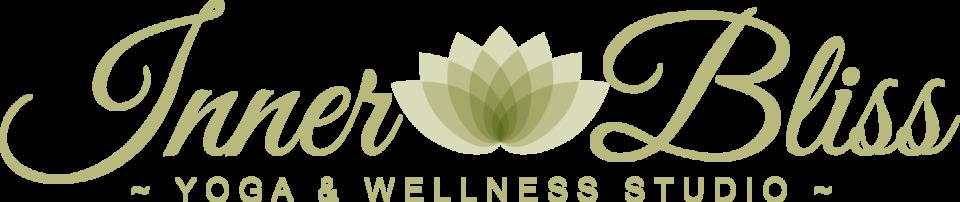Inner Bliss Yoga and Wellness Studio logo