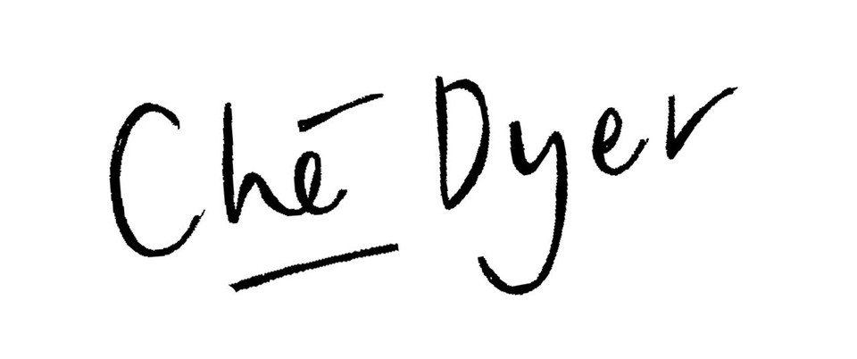 Che Dyer Yoga logo