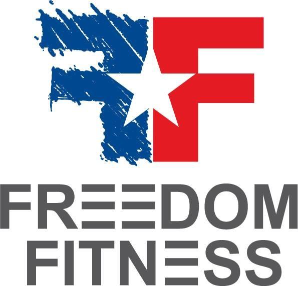 Freedom Fitness Gym logo